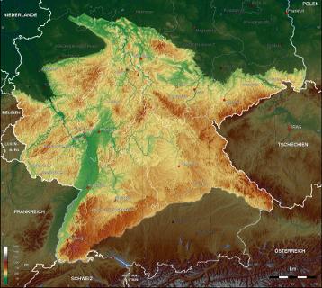 Mittelgebirge Deutschland Karte.Deutsche Mittelgebirge